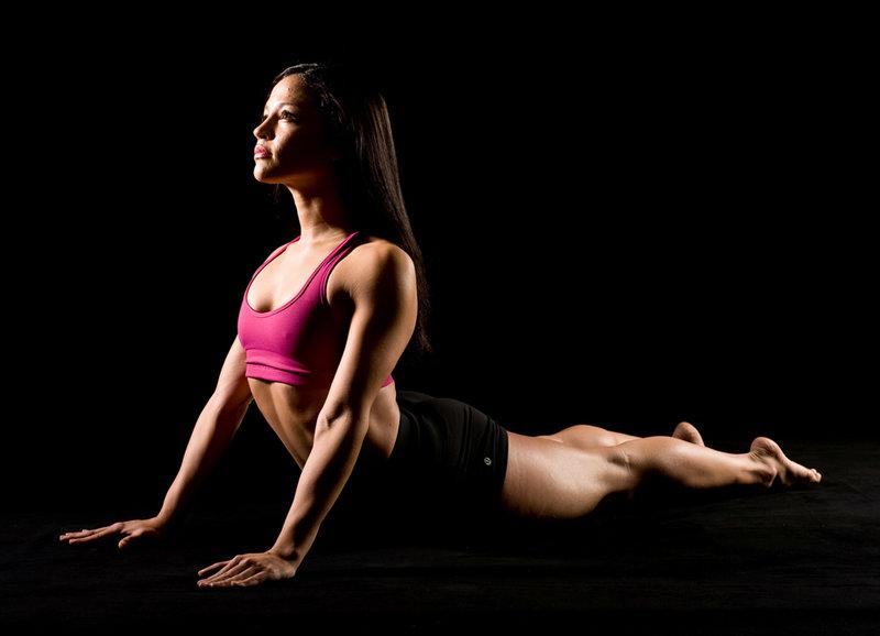 Пилатес - комплекс упражнений. Достигни совершенства!