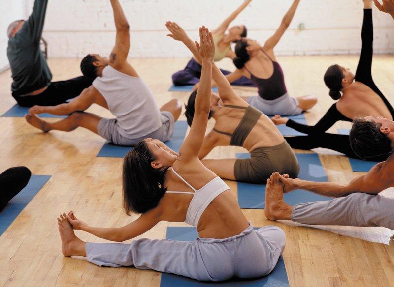 pilates yoga 4
