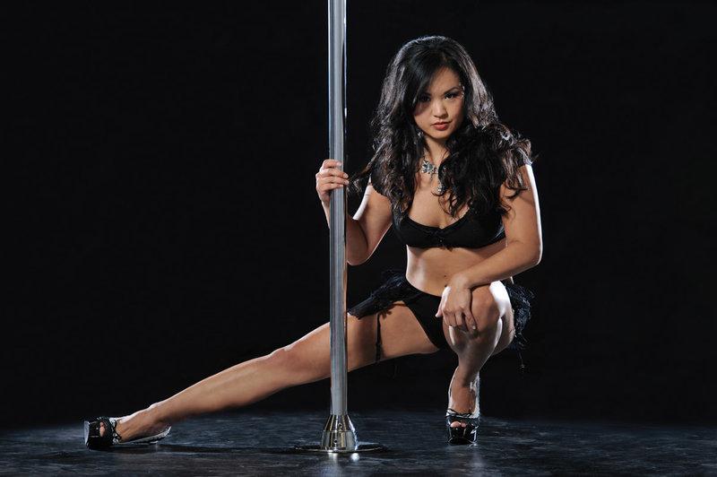 Pole dance – подтянутая фигура для всех