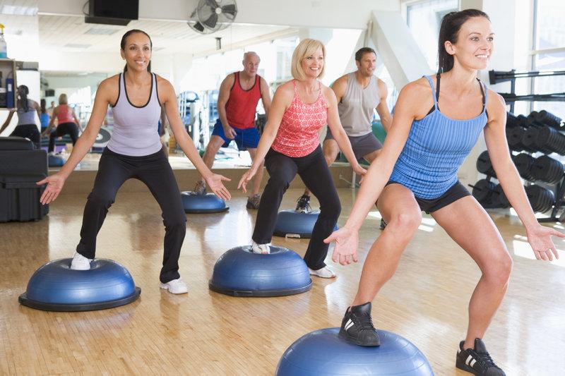 Польза фитнеса или 7 причин заняться фитнесом!