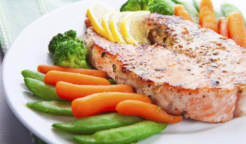 Правильное питание для сухой кожи