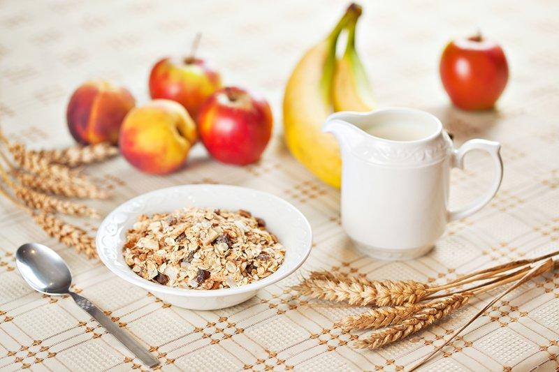 Правильное питание с утра