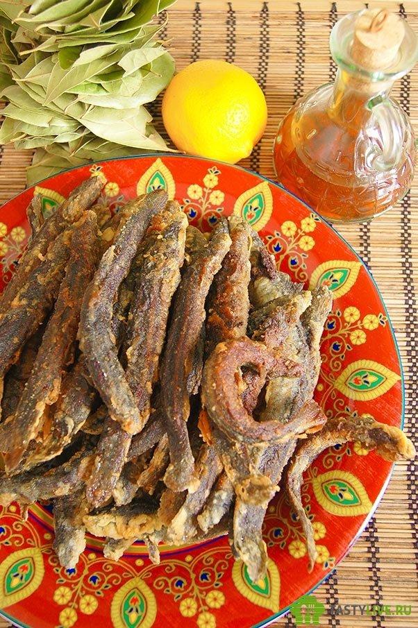 Рыба вьюн рецепт