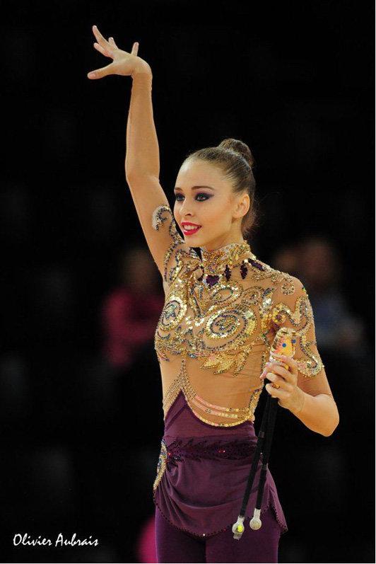 Самые красивые гимнастки 2012 | Художественная гимнастика