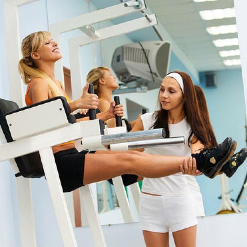 сбросить вес в тренажерном зале