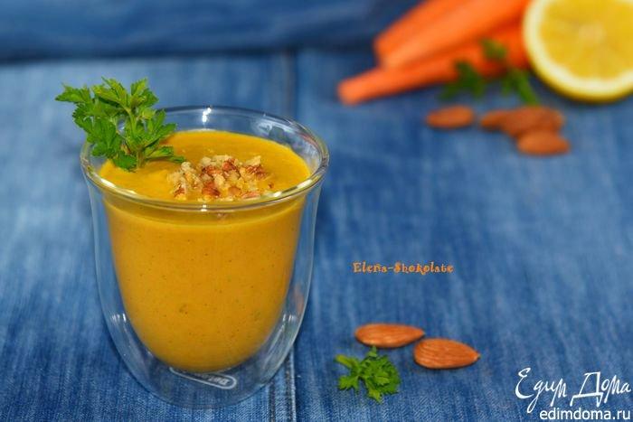 Смузи «Морковь и Ко» | Кулинарные рецепты от «Едим дома!»
