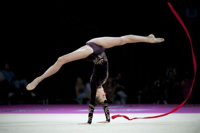 Украинка завоевала два «золота» на Кубке мира по художественной гимнастике | Художественная гимнастика | XSPORT.ua