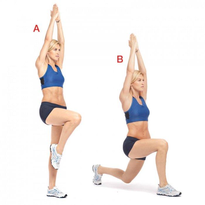 Утренняя гимнастика для похудения: комплекс упражнений и видео