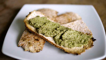 vegetariansiy hleb bez yaic