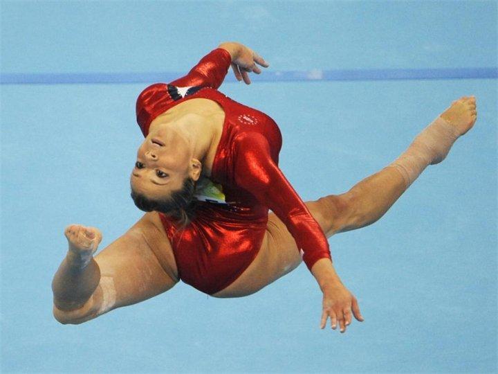 Виды спортивной гимнастики