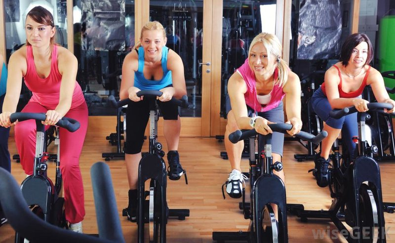 What are the Different Types of Fitness Bikes? (with pictures)