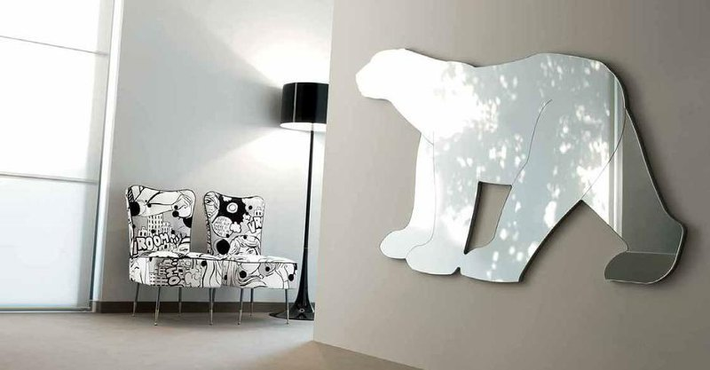 Интерьеры, архитектура, предметный дизайн > Декоративные зеркала
