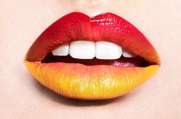 Яркий тренд: Макияж губ в технике омбре - Красота и стиль - Секреты красоты - Мода и Красота - IVONA - bigmir)net - IVONA