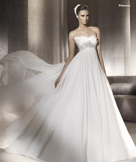 Как правильно подобрать свадебное платье по фигуре ― WeddingBar