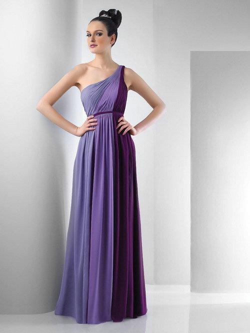 Как выбрать прекрасные зимние платья подружки невесты - Саша