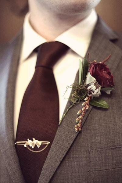 Какой галстук выбрать жениху?   LIGA GENTLEMEN