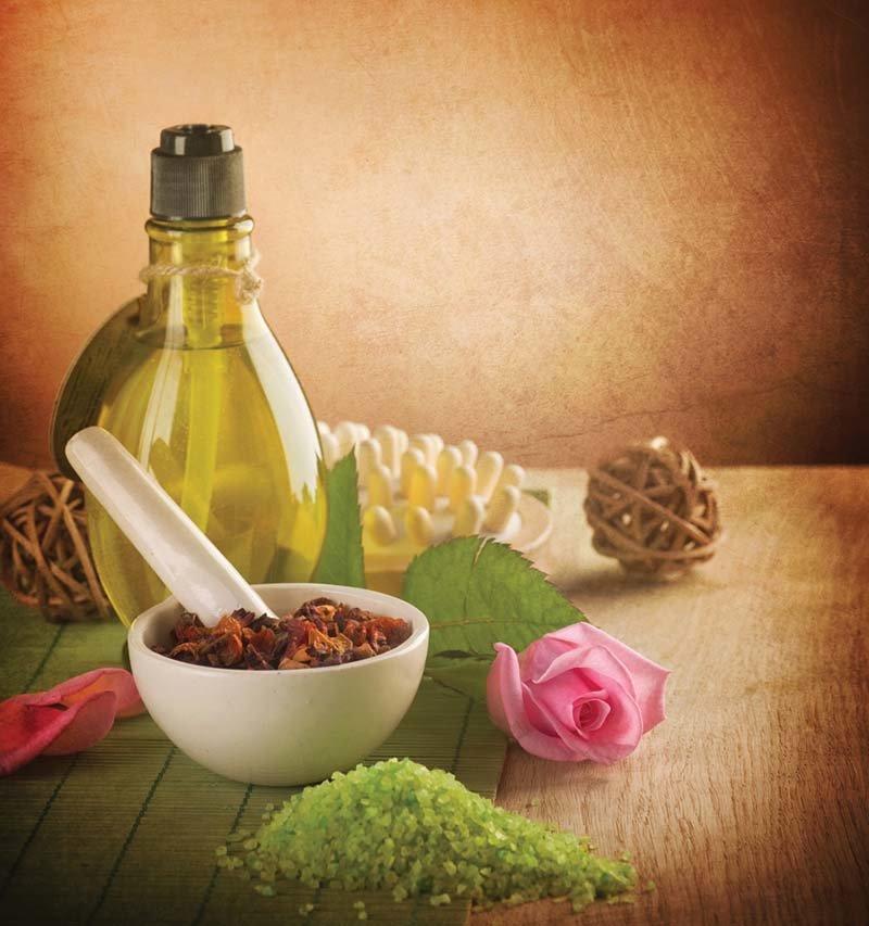 Касторовое масло для кончиков волос