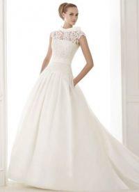 модные свадебные платья 2015 2