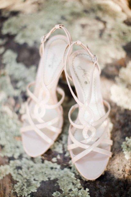 Обувь для летней свадьбы
