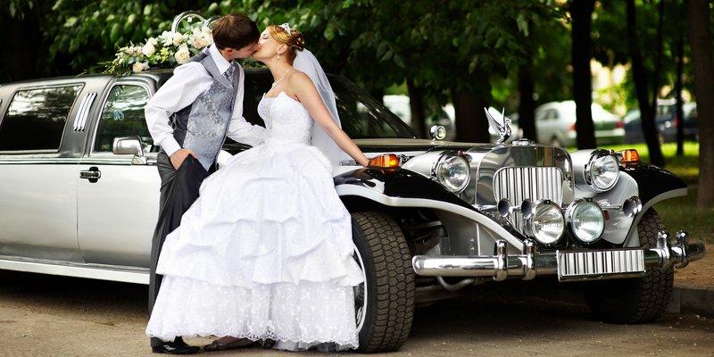 Организация свадебного кортежа - vTriumf.by