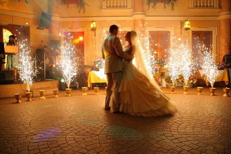 "Постановка свадебного танца в школе танцев ""Иштар"""