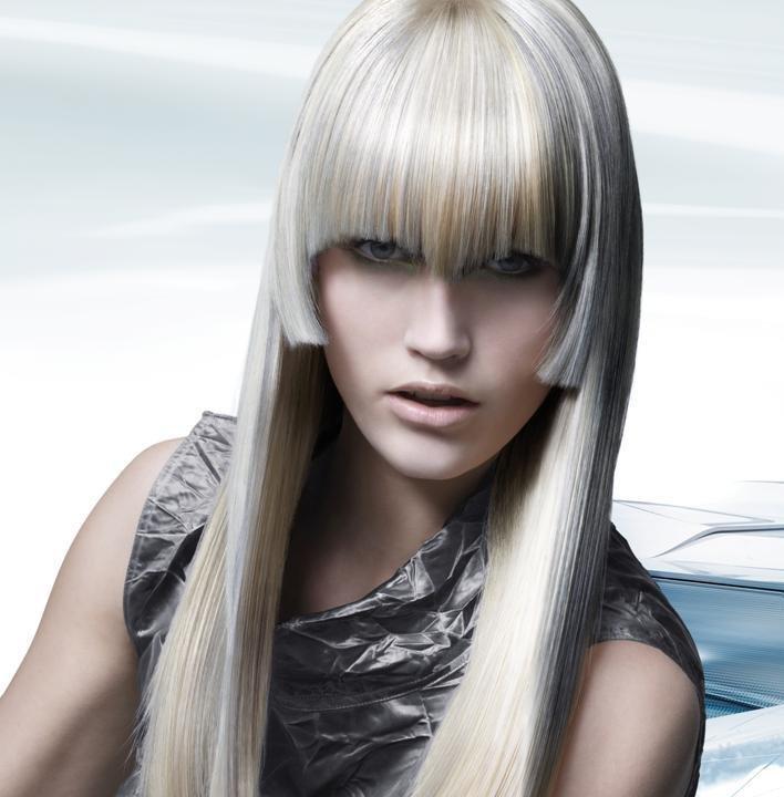 Стрижки на длинные волосы с челкой. Прически на длинные волосы с челкой | LS