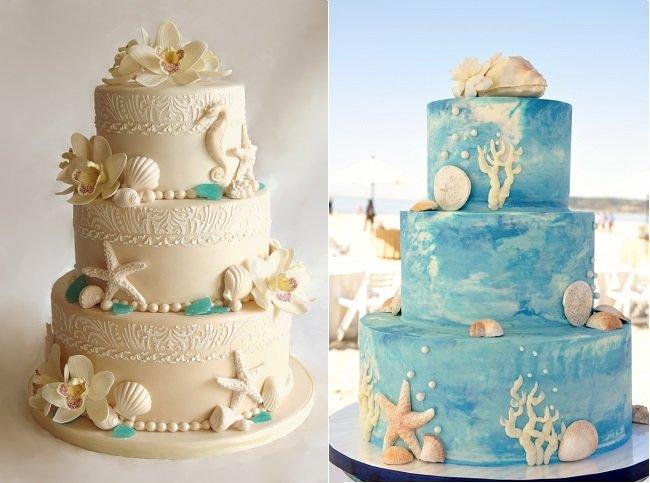 Свадьба в морском стиле - Портал «Домашний»