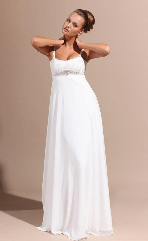 Свадебные платья для беременных (16 фото)