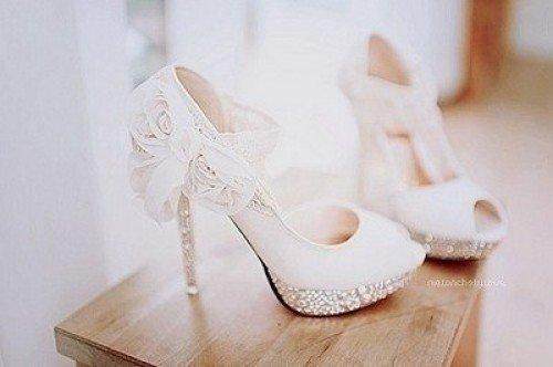 Свадебные туфли в Минске