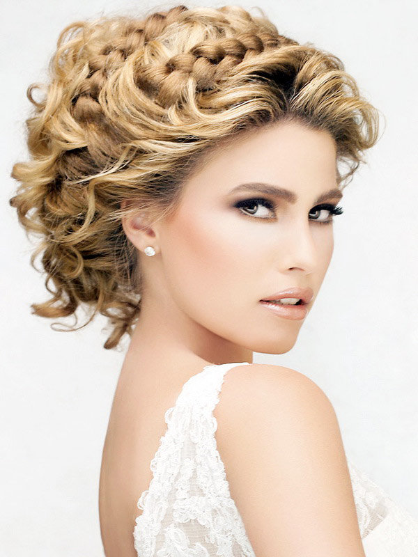 Свадебный макияж для блондинок — Аквалайф Чебоксары