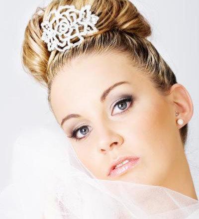Свадебный макияж для блондинок - allWomens