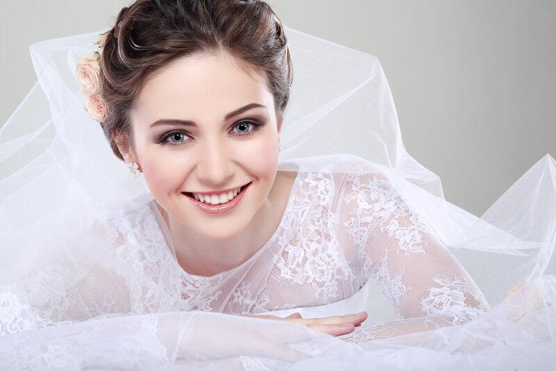 Свадебный макияж для фото: пошаговое руководство