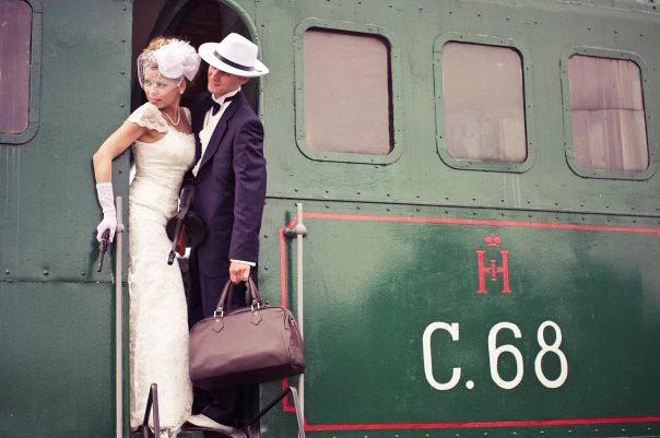 В каком стиле сделать свадьбу