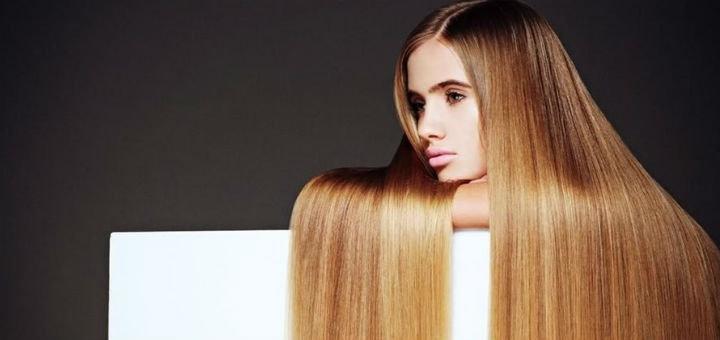 Волосы - лучшее украшение! Кератиновое выпрямление волос с 55% скидкой в салоне-парикмахерской «Фарида»!