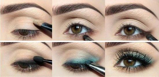 Звездный весенний тренд - 2014: Яркий макияж глаз