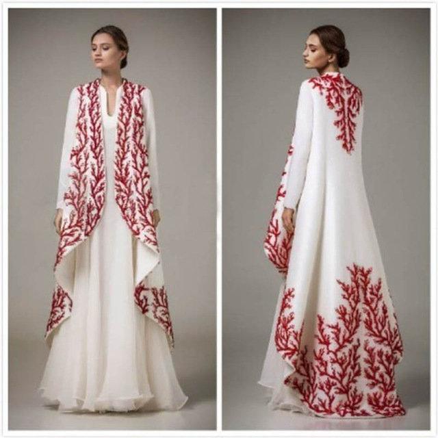 Турецкие платья вышивка