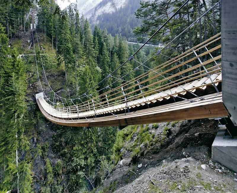 Прогулка по самым красивым лестницам мира.