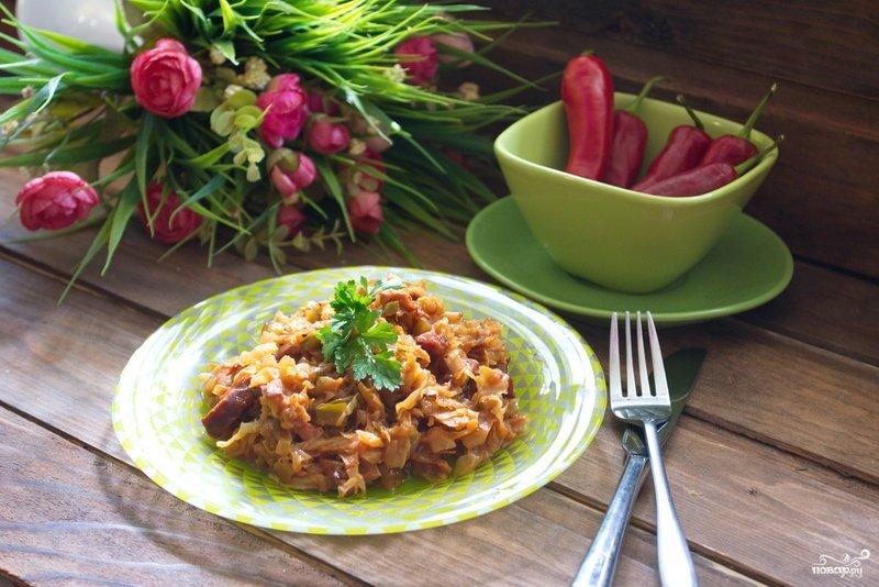 Солянка по абхазски пошаговый рецепт с фото