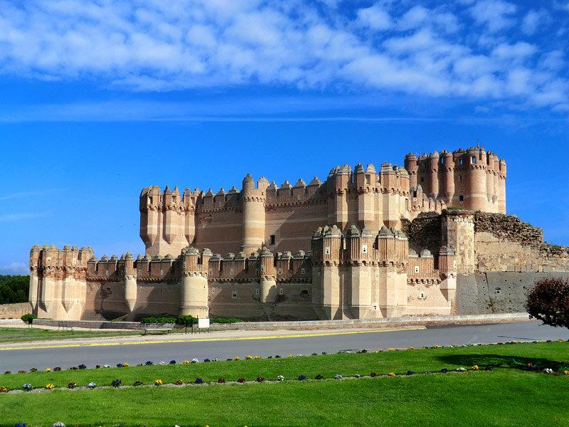 Все замки Испании - Замки Испании
