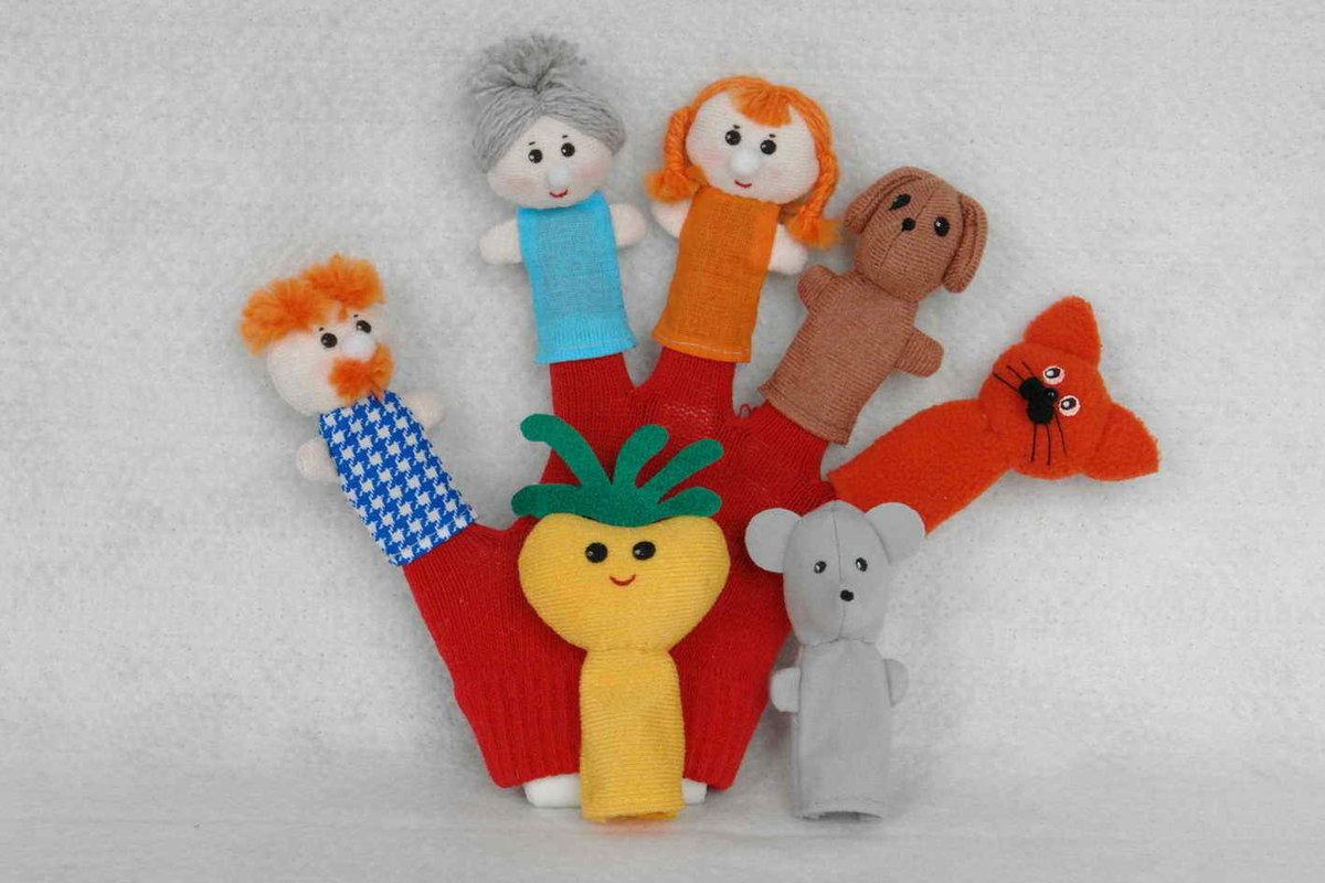 кукла для кукольного театра своими руками мастер класс проявления болезни возникают