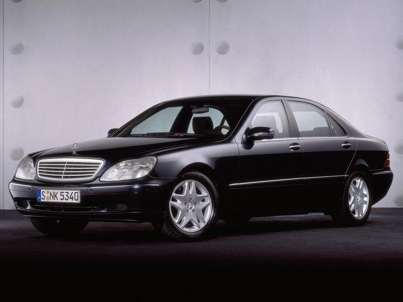 Mercedes-Benz S-Klasse Guard (W220)