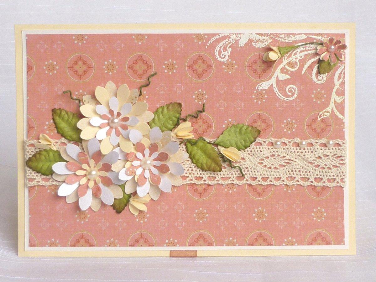 Фото открытки в технике