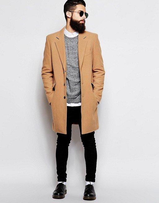 В наше время этот вопрос интересует огромную часть мужского пола, так как на сегодняшний день шарф это не только средство защиты от холода, но и модный аксессуар. Не забывайте, что шарф в комплекте с пальто должен быть другого цвета, например темно-коричневое пальто и белый шарф.