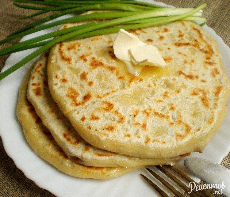 лепешек рецепт с фото таджикских