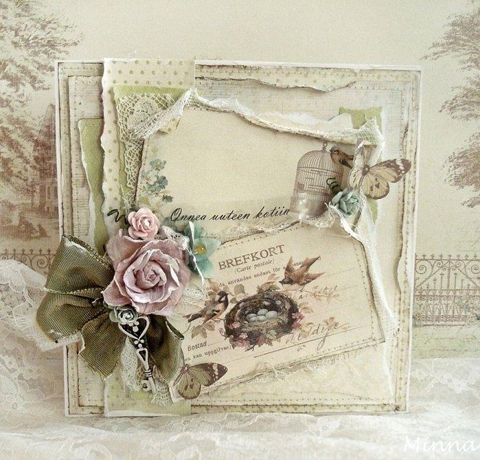 Картинки, оформления фото на открытке