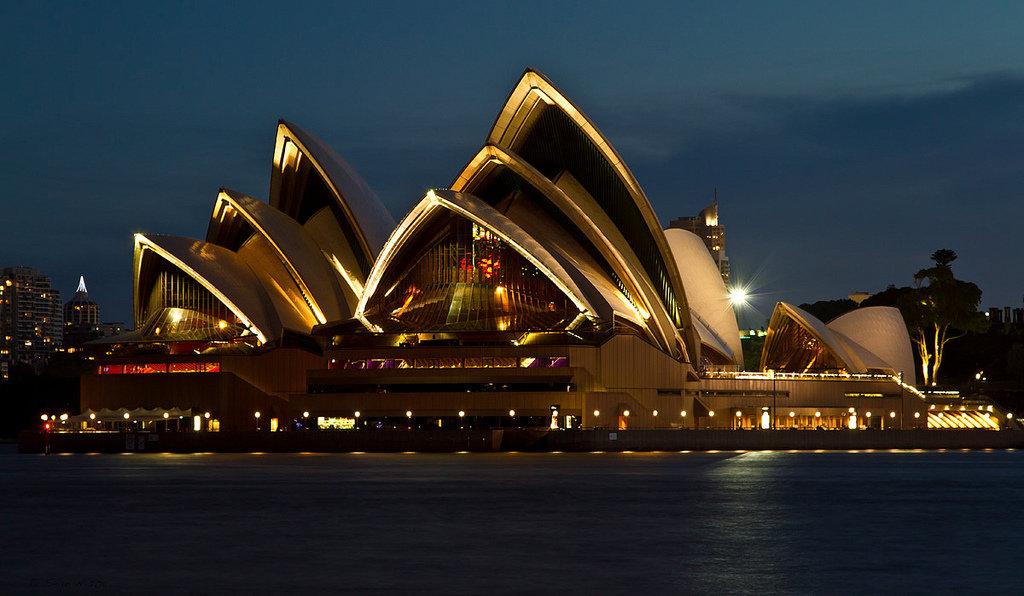 Топ10 самых знаменитых зданий мира