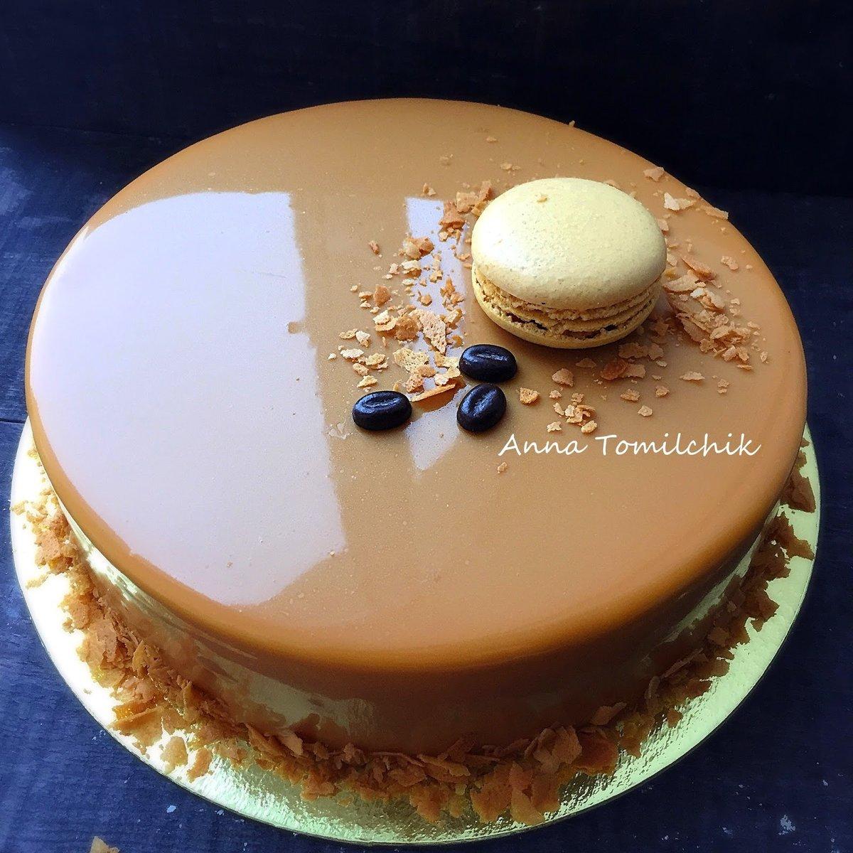 Кофейный торт своими руками фото 442
