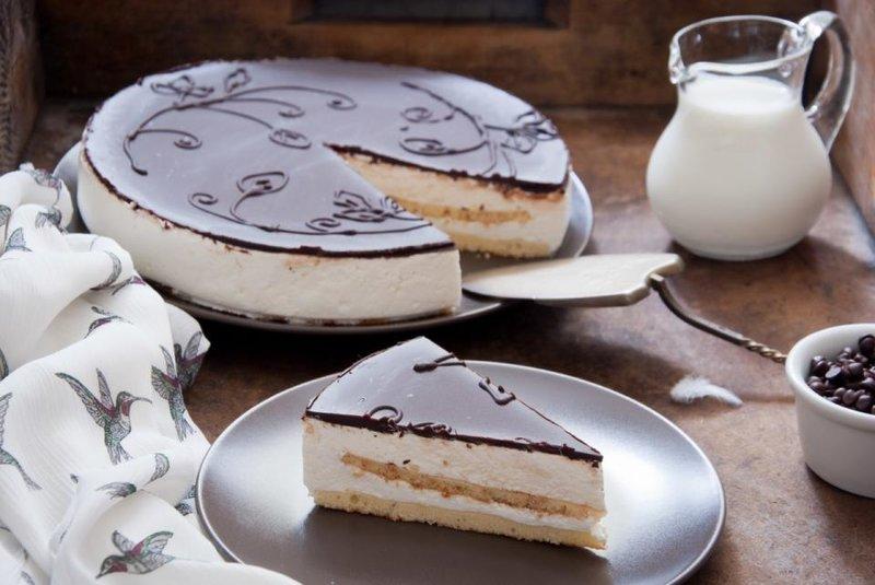 картинки торта птичье молоко