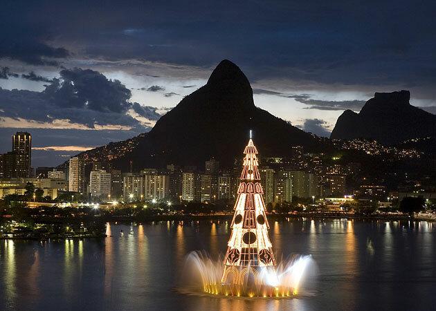 Рецепт Нового года в Рио де Жанейро