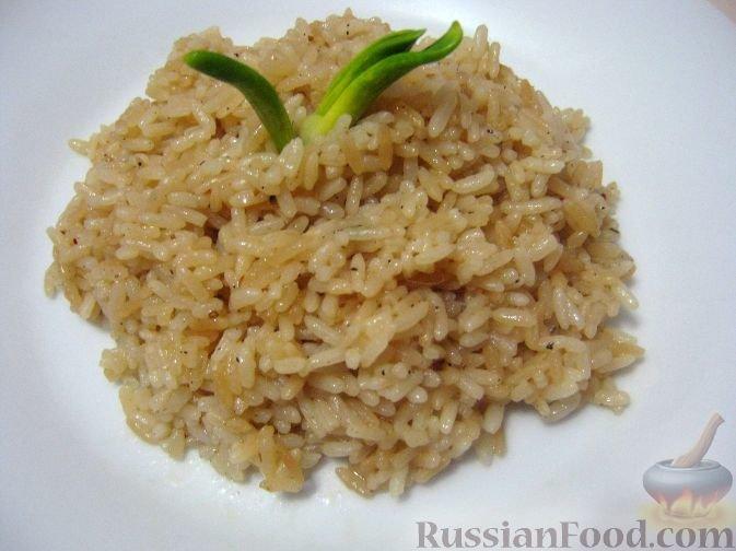рецепт блюд из риса